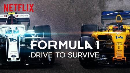 Netflix Drive To Survive