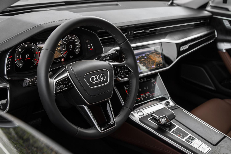 Foto de Audi A6 2018, toma de contacto (56/118)