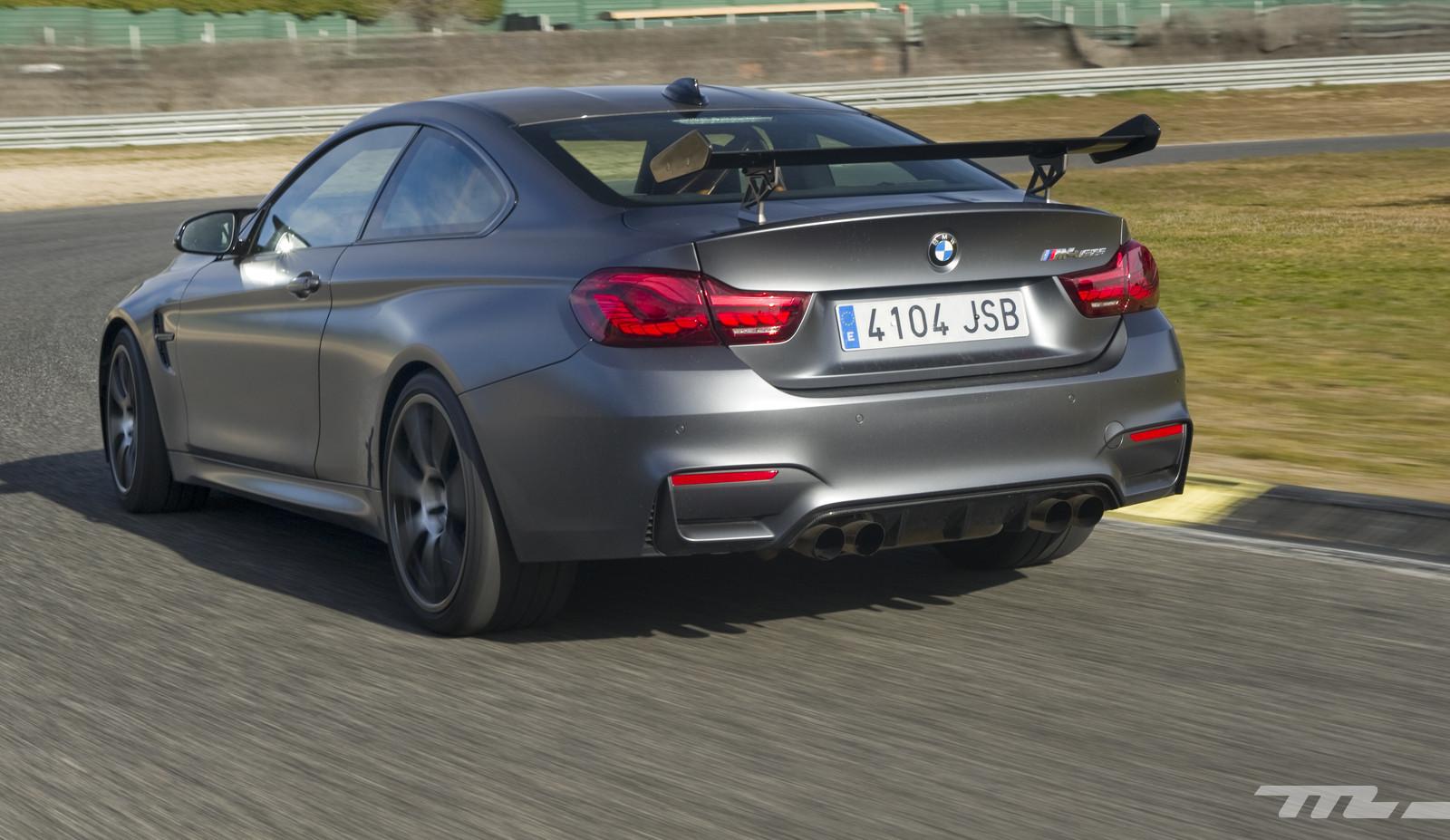 Foto de BMW M4 GTS (Prueba) (31/38)