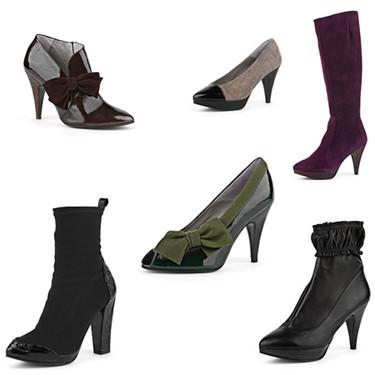 Colección zapatos Paco Gil Otoño-Invierno 2007/2008