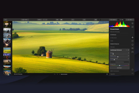 Skylum Luminar 4 ya cuenta con fecha de lanzamiento y nuevas modificaciones de interfaz
