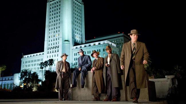 Escena de 'Gangster Squad'