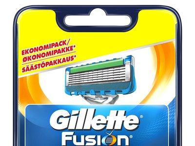 Set de 8 unidades Gillette Fusion ProGlide Power por 22,99 euros en Amazon