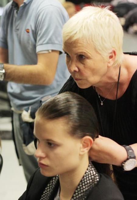 Salud y belleza del cabello. Oxigenación y tratamiento personalizado: Adapta de Angela Navarro (I)