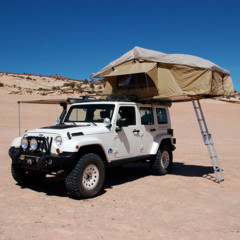 Foto 1 de 3 de la galería mopar-jeep-wrangler-overland en Motorpasión