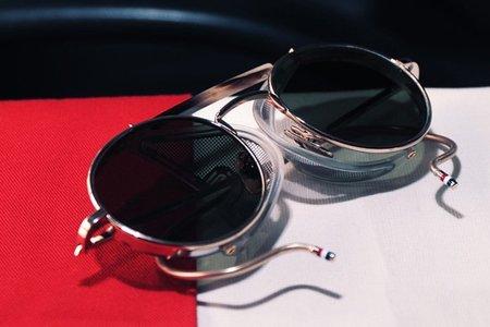 Thom Browne y Dita sorprenden con una peculiar colección de gafas para este Otoño-Invierno 2011/2012