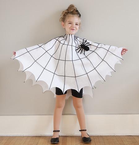 Disfraz Halloween Facil Barato Arana 3