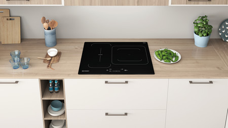 Indesit presenta sus placas de inducción Push&Go: un control más intuitivo para cocineros inexpertos