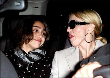 La hija de Madonna se convierte en una fashion-blogger con tan solo 13 añitos