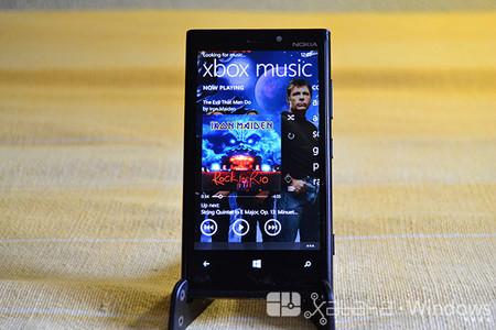 Microsoft actualiza una vez más Xbox Music mejorando su rendimiento