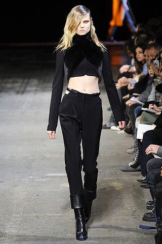 Foto de Alexander Wang, Otoño-Invierno 2010/2011 en la Semana de la Moda de Nueva York (4/20)
