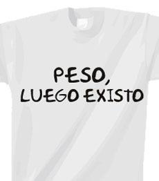Camisetas para todos los tamaños