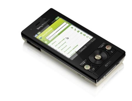 Sony Ericsson G705, para acceder a Internet
