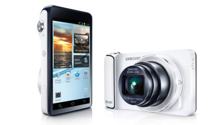 Android fue originalmente diseñado para cámaras de fotos