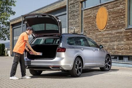 La entrega de paquetes en tu maletero será una realidad en octubre gracias a Nacex y Volkswagen
