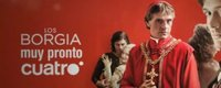 'Los Borgia' en Cuatro, la imagen de la semana