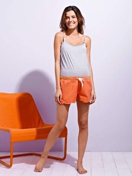 Moda embarazadas verano 2014: ropa para dormir fresca y cómoda