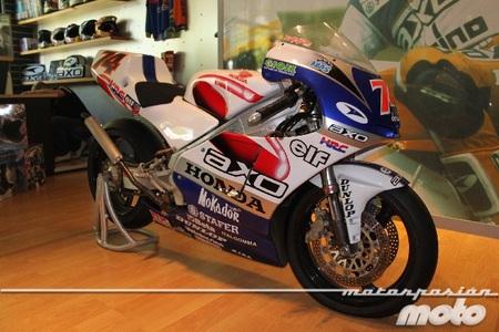Honda NSR en Axo Sport