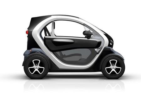 Renault Twizy bicolor
