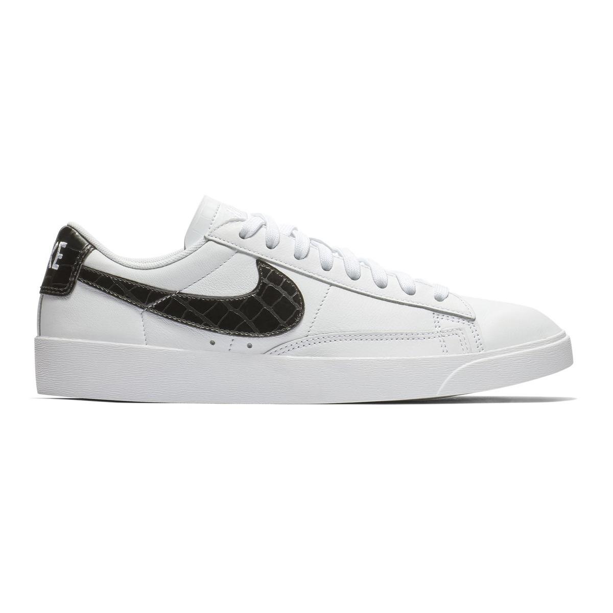 Zapatillas casual de mujer Blazer Low Nike