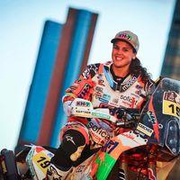 """""""Hasta diferencias de una hora se pueden recuperar"""". Así ve Laia Sanz la primera mitad del Dakar 2017"""