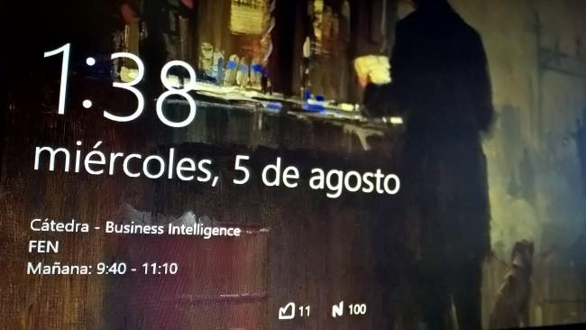 Cómo personalizar por completo la pantalla de bloqueo de Windows 10