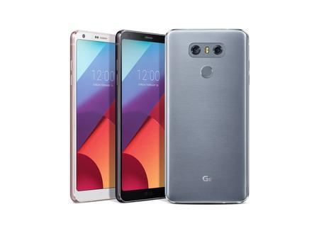 LG G6 llega a México, este es su precio y disponibilidad
