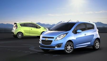 El Chevrolet Spark alcanza el millón de unidades vendidas