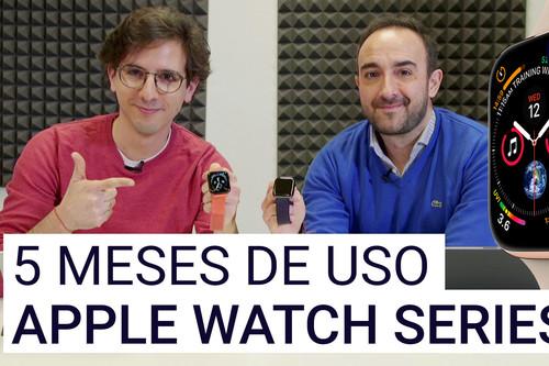 Apple Watch Series 4 tras cinco meses de uso: esta es nuestra experiencia. Las Charlas de Applesfera