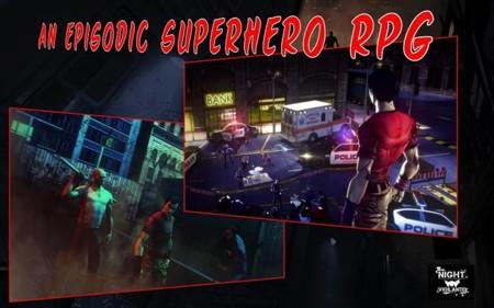 El más reciente juego de Guadalajara ha nacido; Night Vigilante entra en acción