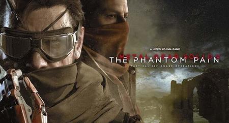 El espectacular demo de Metal Gear Solid V: The Phantom Pain en 60 FPS
