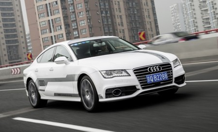 La conducción pilotada será una realidad en la próxima generación del Audi A8.