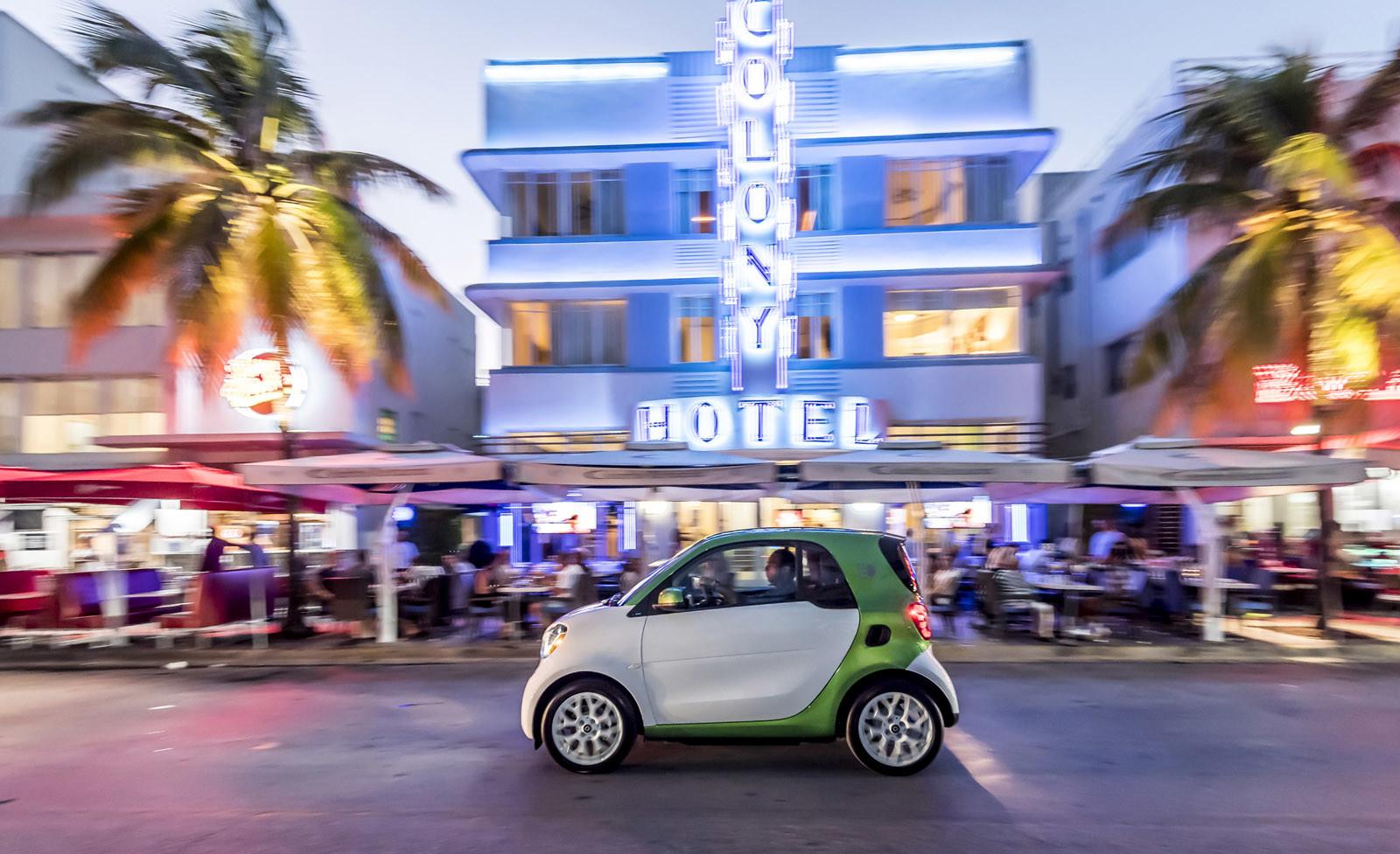 Foto de smart fortwo Electric Drive, toma de contacto (102/313)
