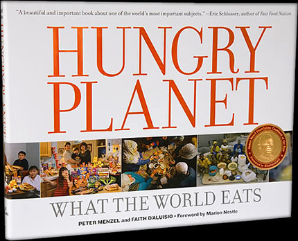 Planeta Hambriento: lo que el mundo come