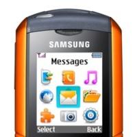 Samsung E2370 es el teléfono con batería de un mes de duración