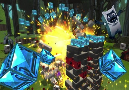 'Boom Blox' de Wii podría pasar a ser multiplataforma