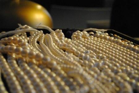 Especial Alta Joyería: Taller de perlas (y II)