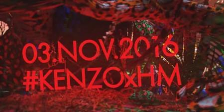 ¡Kenzo X H&M! El gigante sueco confirma su colaboración para este 2016