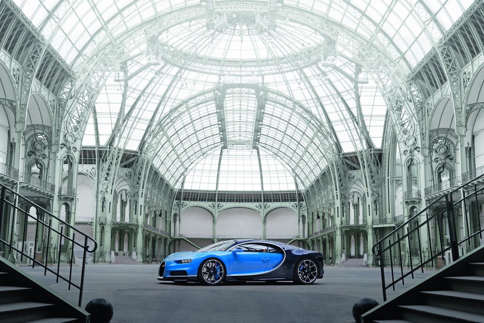 Foto de Bugatti Chiron (47/77)