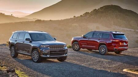 El nuevo Jeep Grand Cherokee L está aquí: el SUV americano ahora trae hasta siete asientos y más lujo