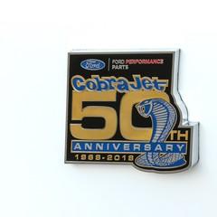 Foto 5 de 8 de la galería ford-mustang-cobra-jet-2018-50-aniversario en Motorpasión México