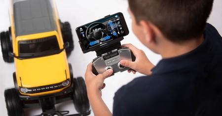 Ford Bronco 2021 radiocontrol
