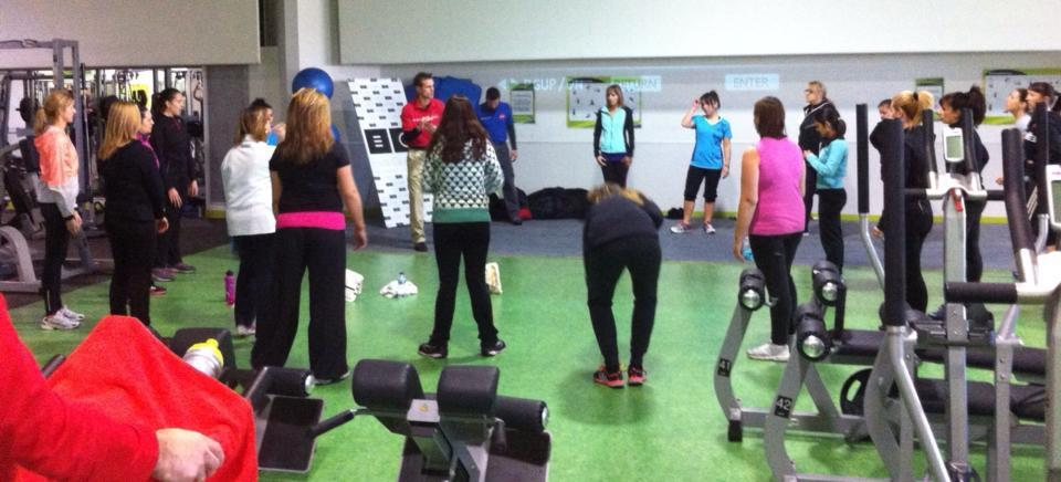 Foto de Defensa personal en Dreamfit con SIDE (1/11)
