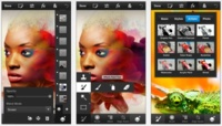 Adobe lanza Photoshop Touch para iPhone