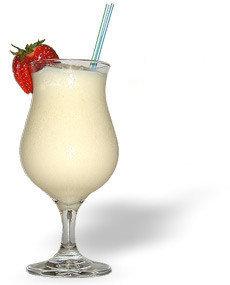 Los cocktails con más calorías