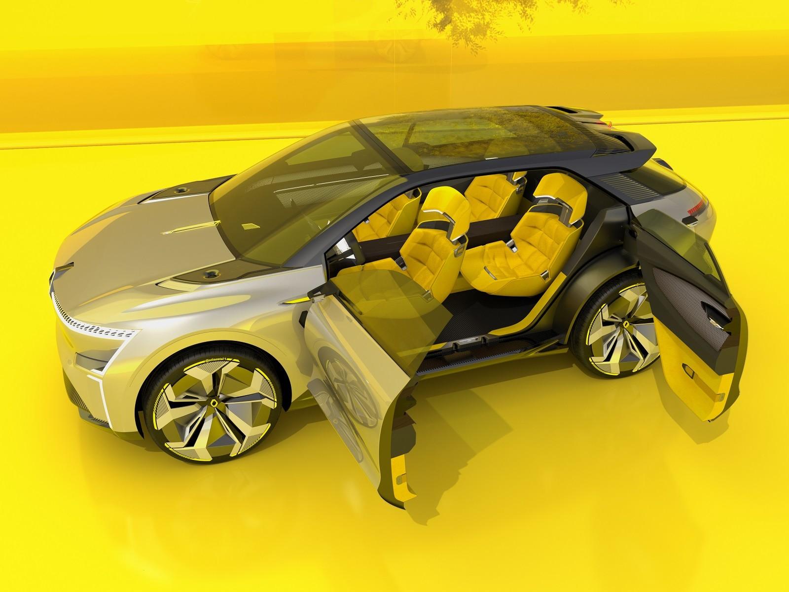 Foto de Renault Morphoz concept (1/8)