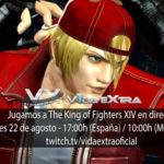 Jugamos en directo a The King of Fighters XIV a las 17:00h (las 10:00h en Ciudad de México) (finalizado)