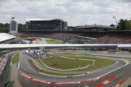 Cae el interés del público en el Gran Premio de Alemania