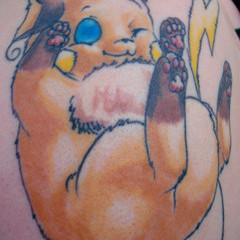 Foto 10 de 14 de la galería tatuajes-de-pokemon en Vida Extra