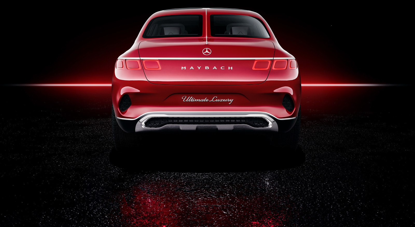 Foto de Mercedes-Maybach Ultimate Luxury Concept (4/18)
